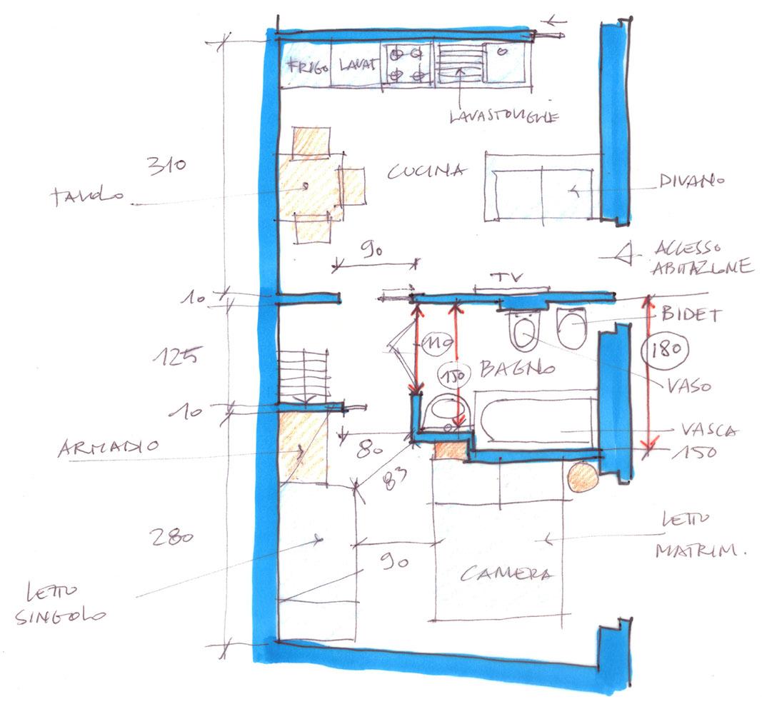 progetto d'architetto