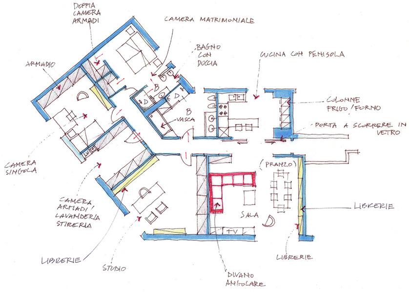progettazione casa on line