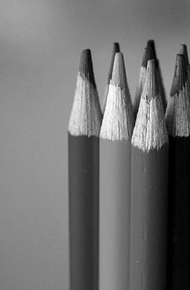la matita come strumento per progettare