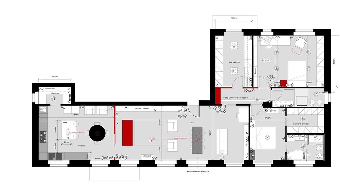 progetti on line per interni casa