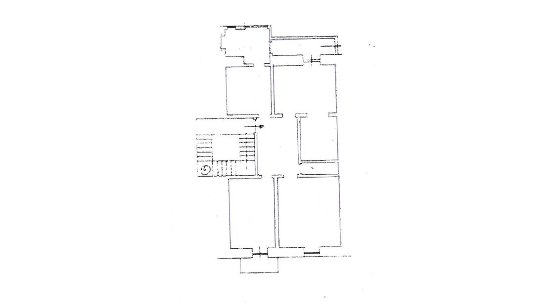 esempio di piantina di casa da inviare