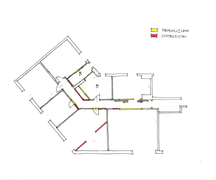 varianti di progetto interni casa