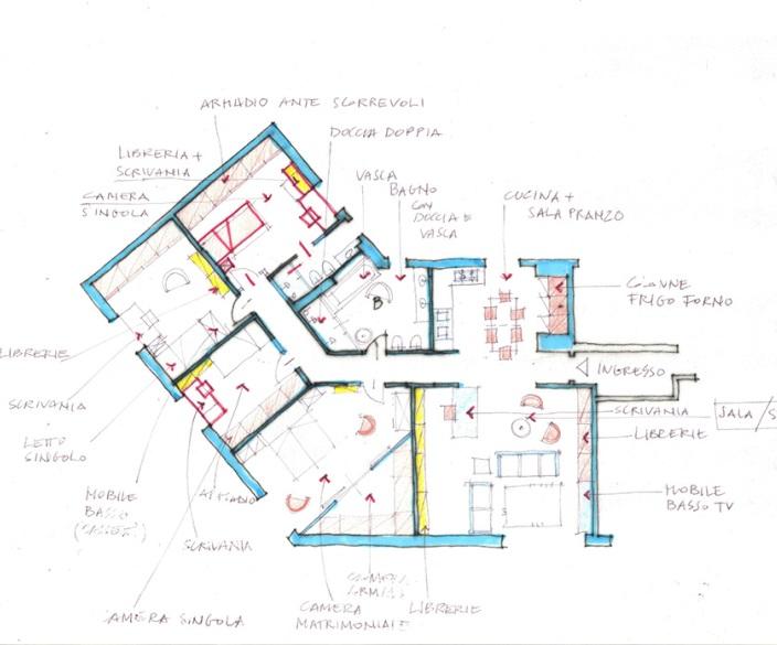 progetto on line per ristrutturare casa