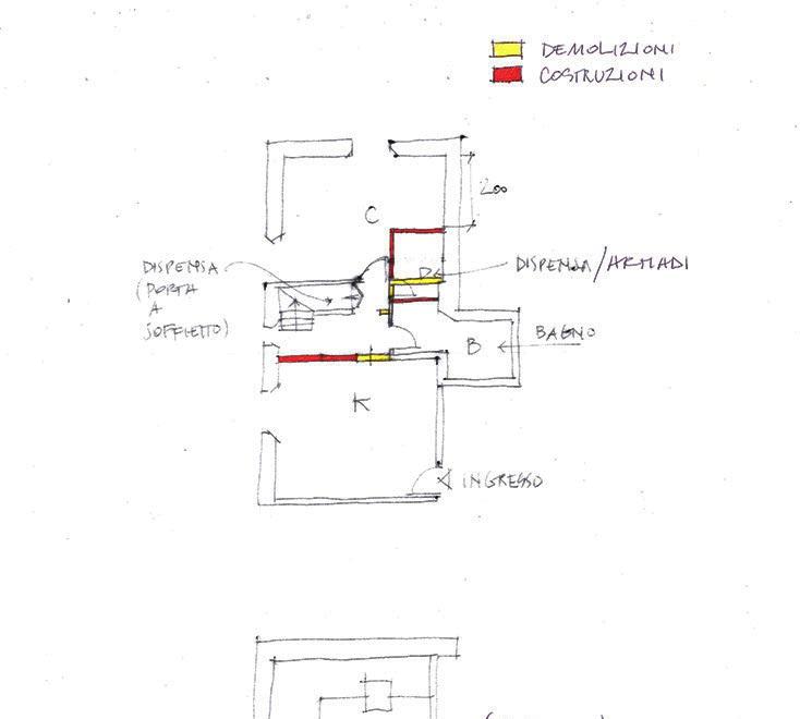 idea di un progetto di casa